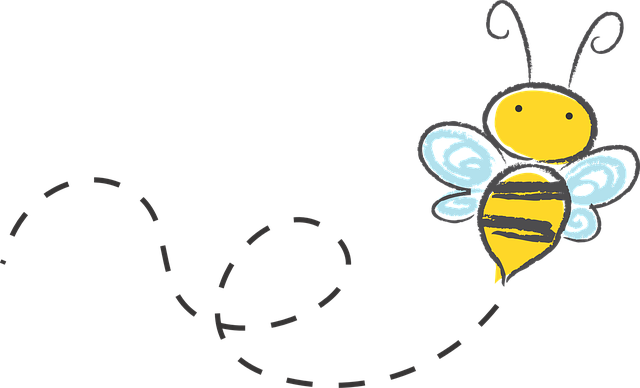 how to get rid of bees bee-cartoon-bumble-honey-icon-